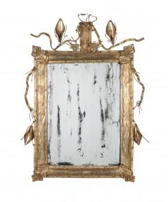 Bronze Mexican Mirror
