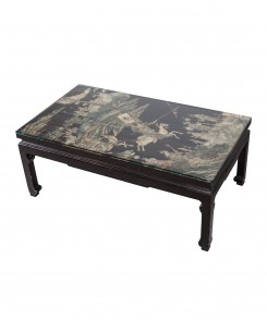 Antique Coromandel Table