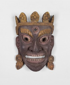 Carved Wood Masks