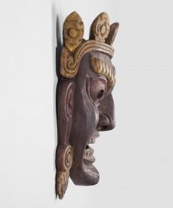 Carved Wood Masks