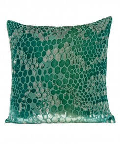 Snakeskin_Velvet_Pillow