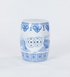 Chinese Garden Stool