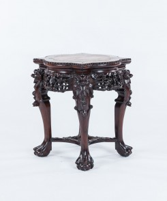Antique Chinese Stool