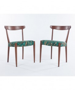 Skaraborgs Mid-Century Modern Chairs, Set of Two
